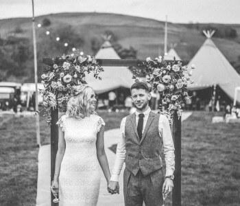 Festival Wedding Showcase at Bar Events UK