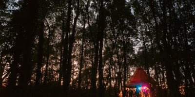 September Teepee Weddings