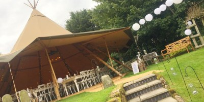 Top Tips for Your Teepee Wedding