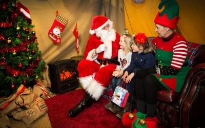 Ilkley Christmas Teepees 2017
