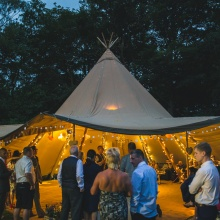 BAR Events UK One Teepee Package